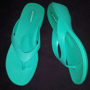Okabashi slip on Sandals medium